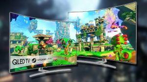 Samsung Steam - Conheça as vantagens exclusivas das Smart TV's Gamer