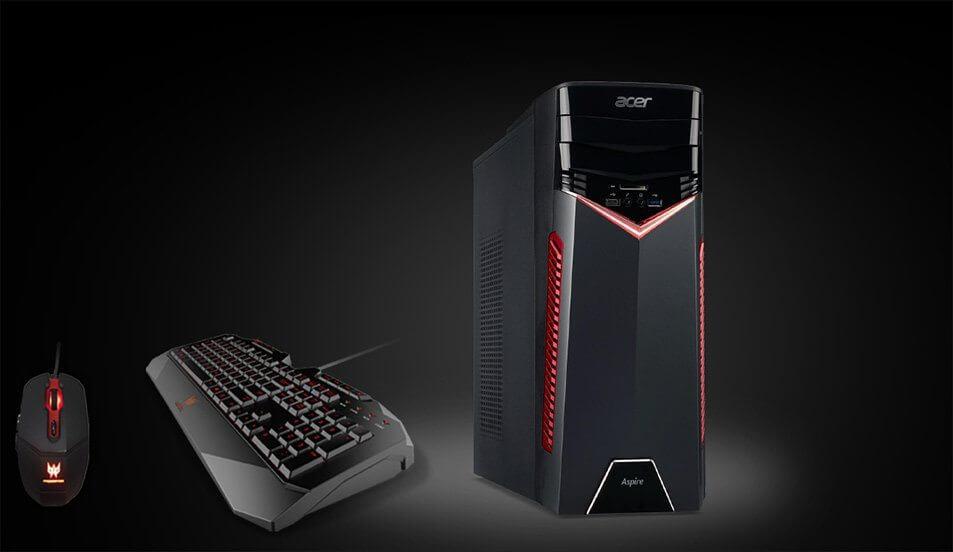 Aspire GX, novo deskop gamer da Acer já está disponível no Brasil 6