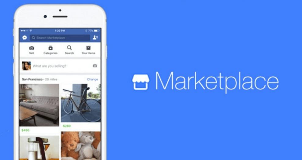 marketplace facebook - Facebook lança Marketplace no Brasil