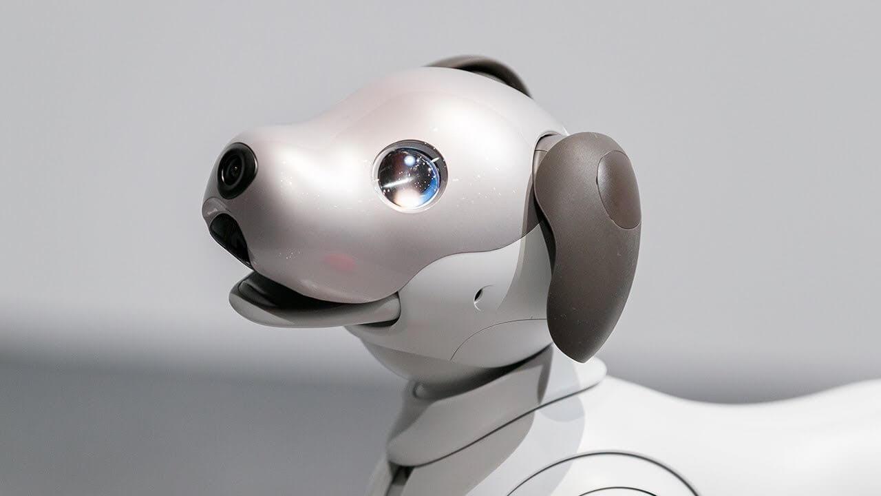 maxresdefault 1 - CES 2018: Aibo, o cão robô da Sony está prestes a ser lançado