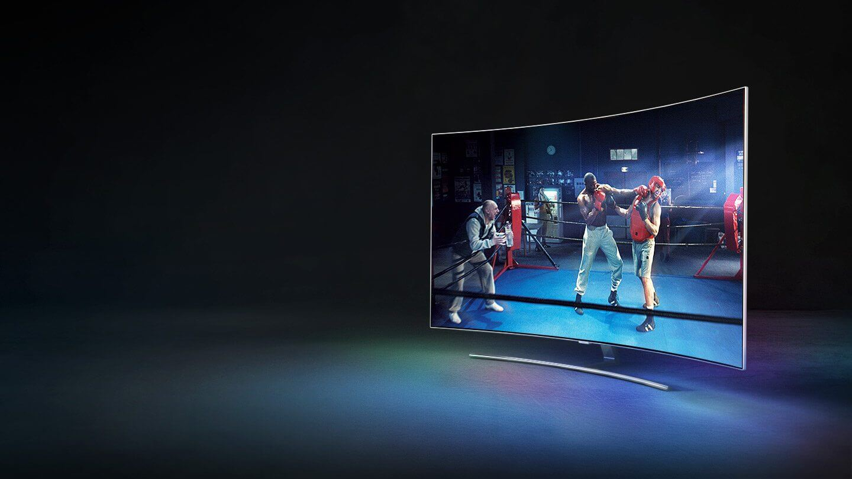 qled overview kv new - Entenda as tecnologias por trás da QLED TV da Samsung