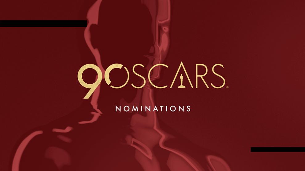 Confira os indicados ao Oscar 2018. 8