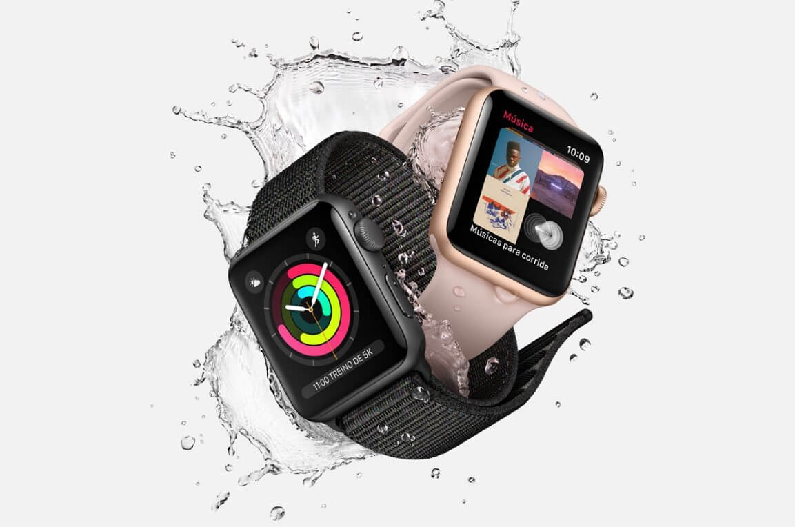 watch - REVIEW: Apple Watch Series 3, o wearable do momento