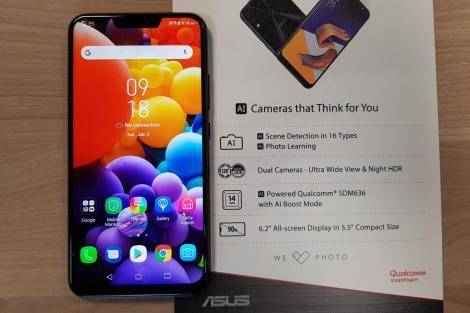 MWC 2018: Asus lança novos Zenfone 5 e Zenfone 5 Lite 11