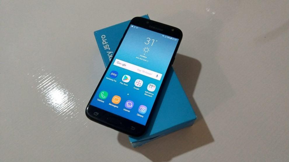 Review - Samsung Galaxy J5 Pro 4