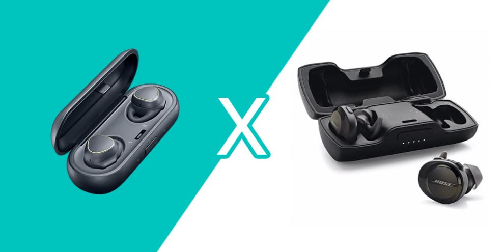 Sem Titulo 1 - Comparativo: Samsung Gear IconX vs Bose SoundSport Free