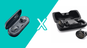 Comparativo: Samsung Gear IconX vs Bose SoundSport Free 7