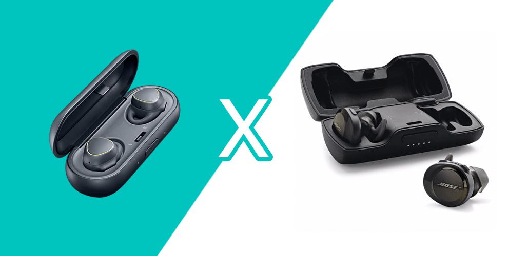 Comparativo: Samsung Gear IconX vs Bose SoundSport Free 4