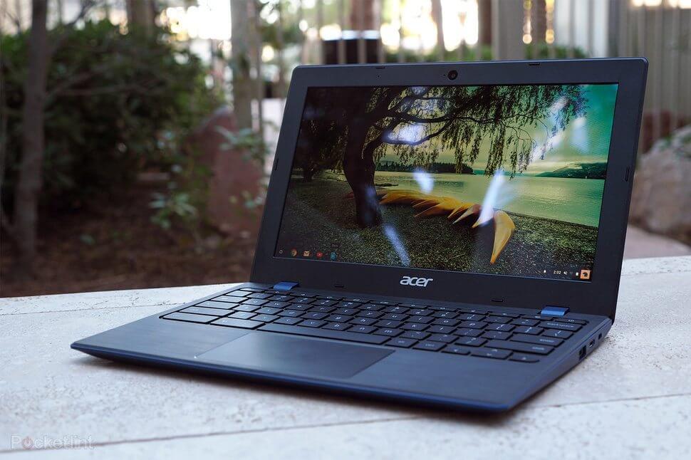 143241 laptops review hands on acer chromebook 11 2018 image1 aipwebmud6 - Como transformar seu notebook velho em um Chromebook de graça