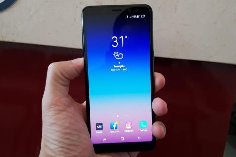 ProShot 2018 03 23 13 27 52 - Review Samsung Galaxy A8 - O primeiro intermediário com tela infinita
