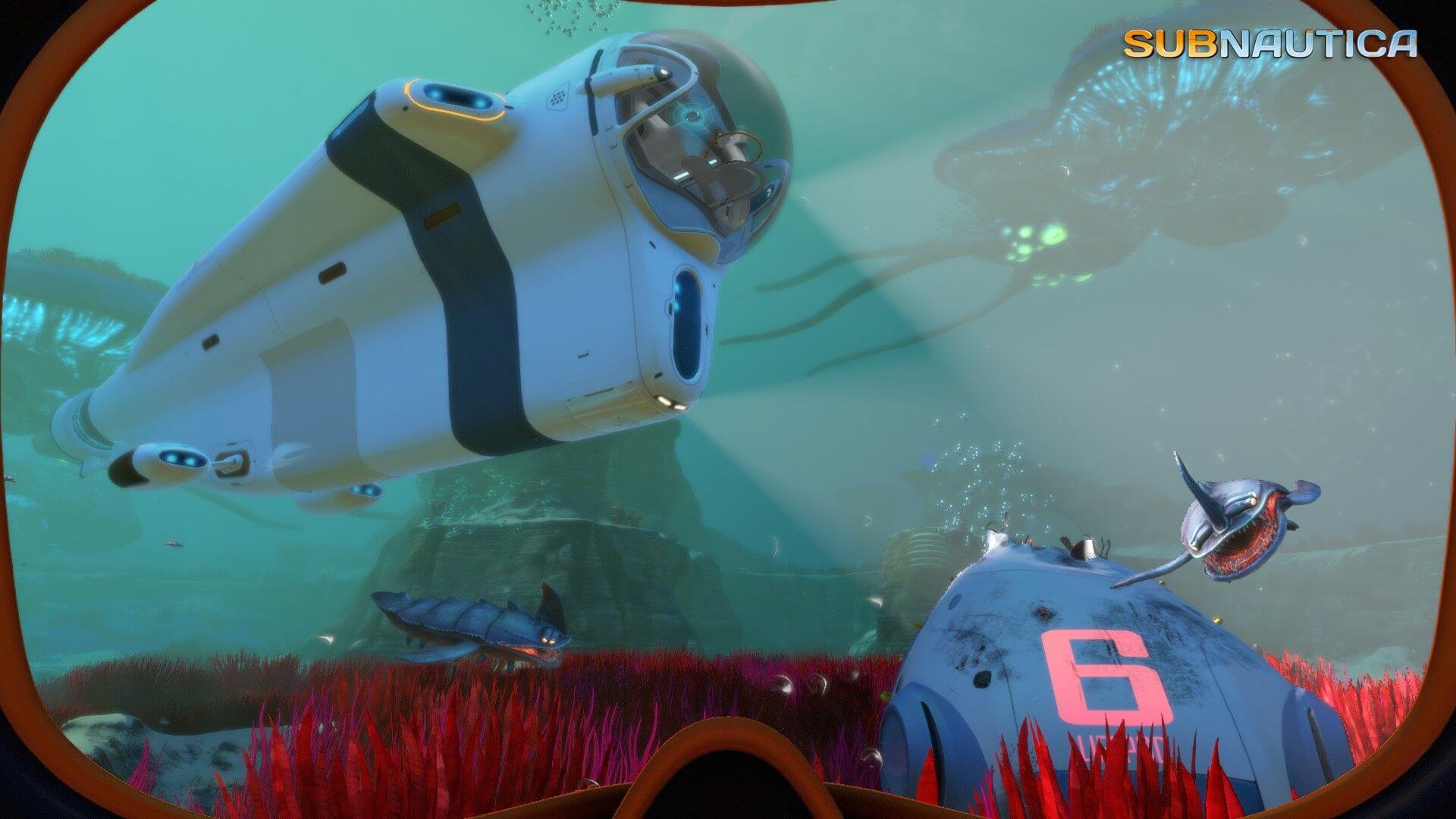 Subnautica PC PowerPlay001 - Review: Subnautica (PC) tem sobrevivência e sandbox submarinos