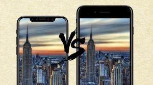 iPhone 8 Plus ou iPhone X: a câmera é diferente? 12