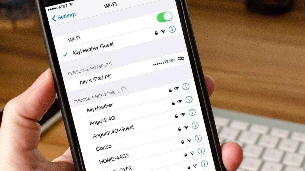 Como compartilhar a senha do WiFi em um toque com o iOS 11