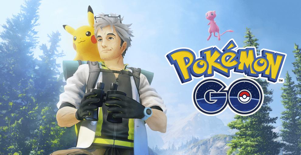 Pokémon GO (Android/iOS) terá atualização com o lendário Mew 6