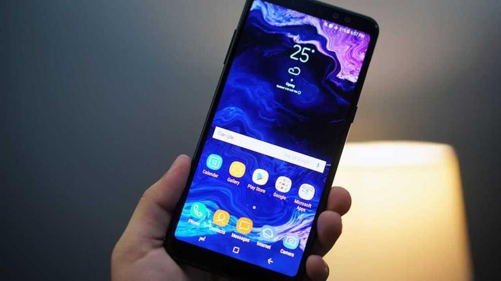 Review Samsung Galaxy A8 - O primeiro intermediário com tela infinita 7