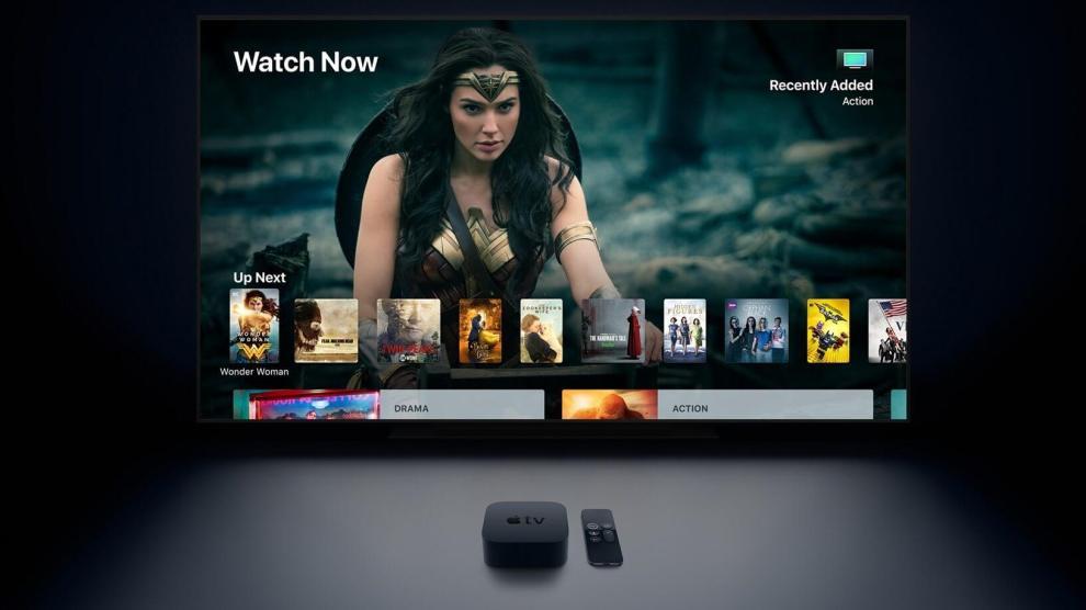 A Siri agora entende português na Apple TV 8