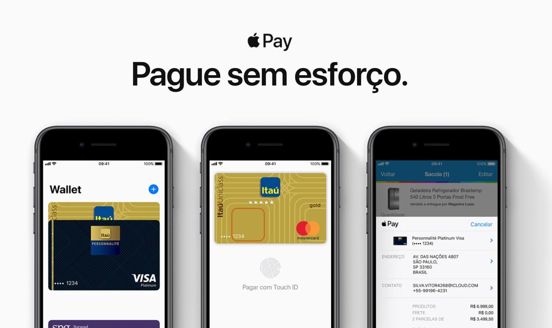 Apple Pay Brasil - Apple Pay chega ao Brasil nesta quarta-feira (04)