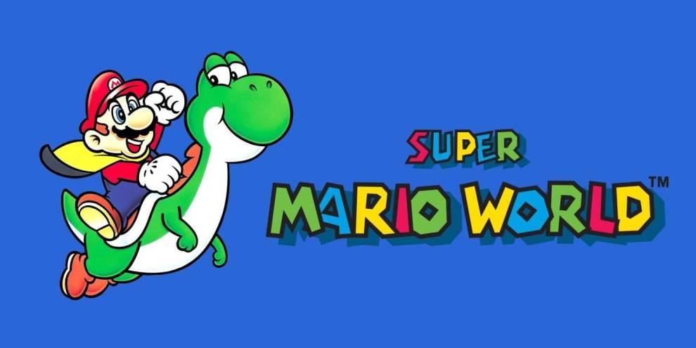 H2x1 SNES SuperMarioWorld image1600w - Jogue oito jogos clássicos através de extensões do Google Chrome