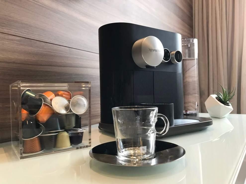 Review: Nespresso Expert é tecnologia de ponta para o seu café 3