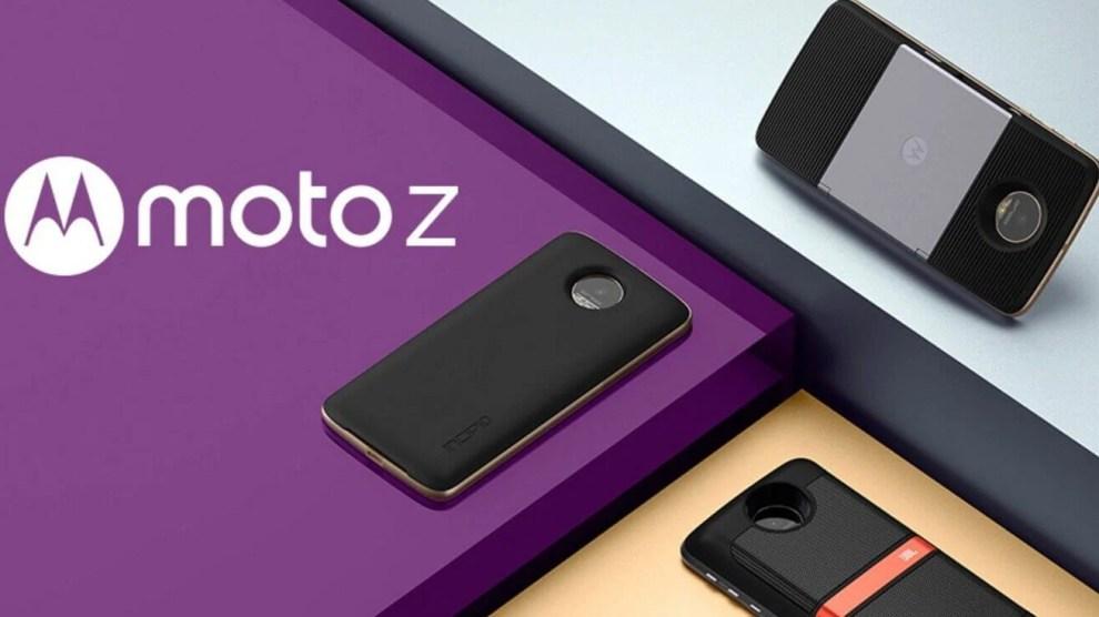 Novo Moto Z3 Play aparece em imagem vazada 6