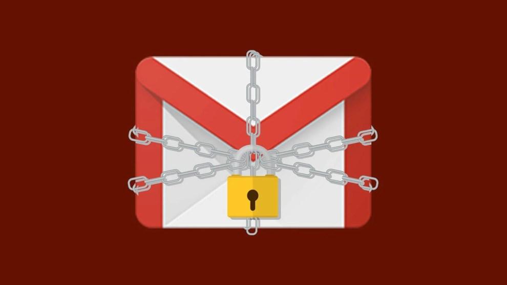 Vazam imagens do modo confidencial do novo Gmail 3