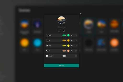 Huetro for Hue ganha atualização com painel de controle para Windows 10 10