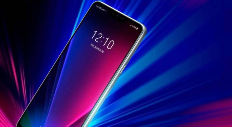 Com direito a notch: imagem revela o design do LG G7 ThinQ 3