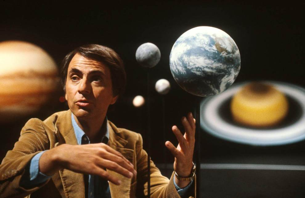 o CARL SAGAN MARIJUANA facebook - Uma entrevista inesquecível com o brilhante astrofísico Carl Sagan