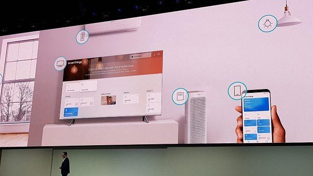 Samsung apresenta novas TVs QLED 2018 no Brasil 12