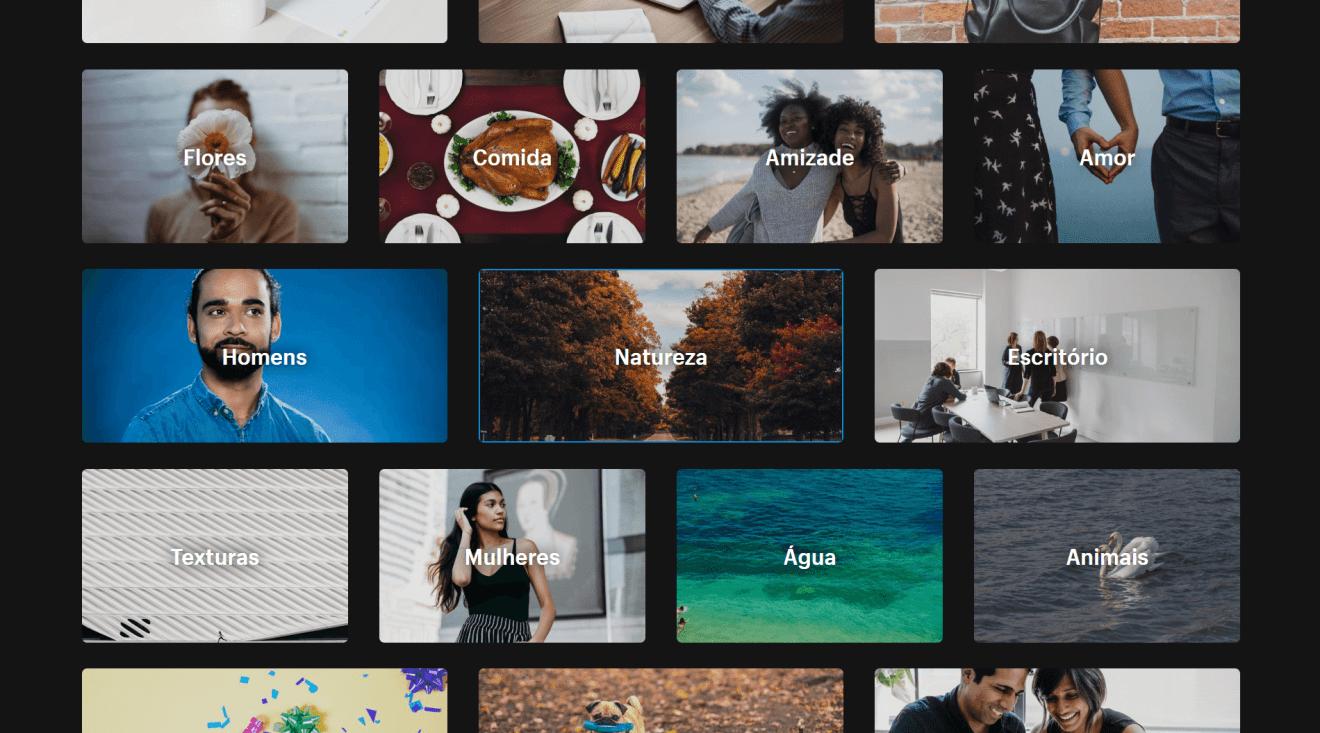 Conheça Burst, o banco de imagens gratuitas da Shopify que é totalmente localizado em português 9