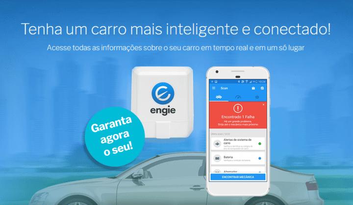 Review: Engie - Deixe seu Carro mais Inteligente e Conectado 6