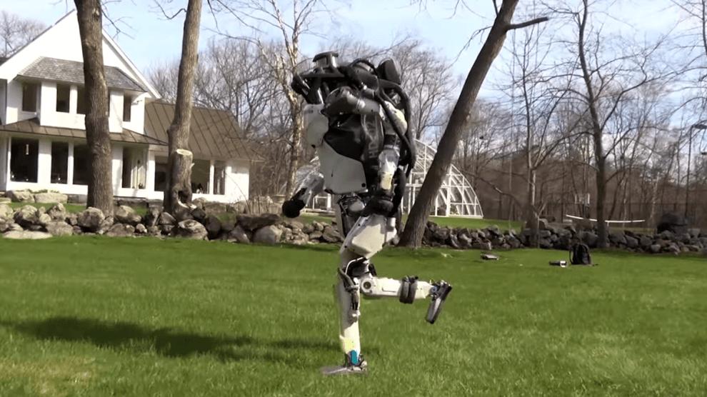 Robôs da Boston Dynamics podem correr mais do que você? 3