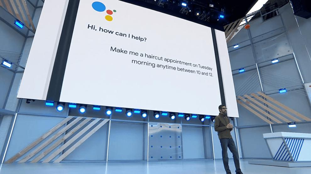 Google I/O: atualização do Google Assistente permitirá que ele faça ligações e marque compromissos em seu nome 5