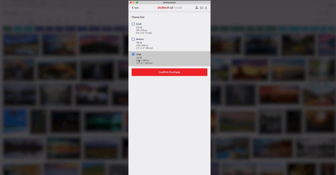 Shutterstock lança extensão para o Google Chrome que permite buscar e baixar imagens com facilidade 8