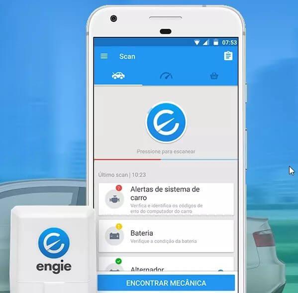 Engie Car - Review: Engie - Deixe seu Carro mais Inteligente e Conectado