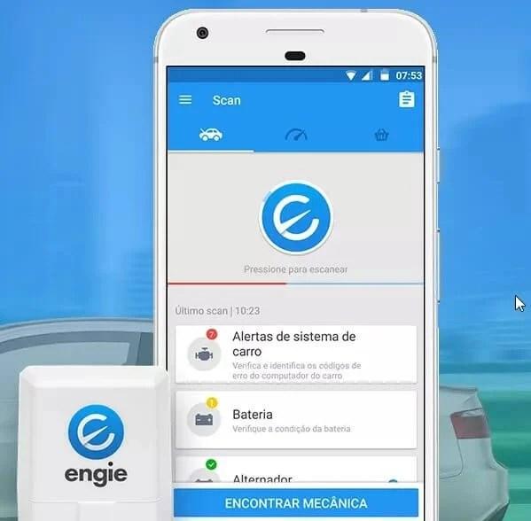 Review: Engie - Deixe seu Carro mais Inteligente e Conectado 7
