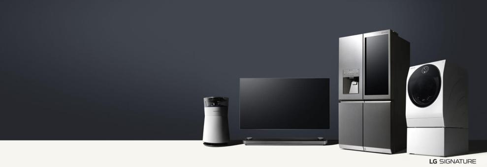 Filtering banner p2 - Novos produtos da Linha Branca da LG focam em Inteligência Artificial