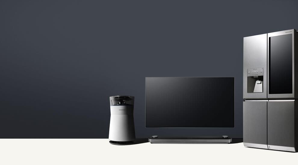 Novos produtos da Linha Branca da LG focam em Inteligência Artificial 4