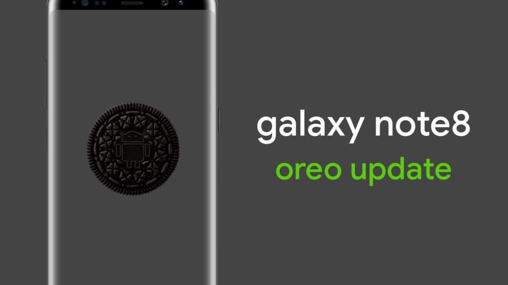 Tutorial: como instalar o Android Oreo 8.0 no Galaxy Note 8 8