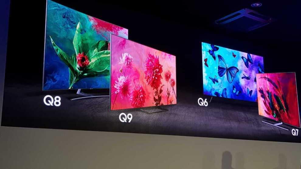 Samsung apresenta novas TVs QLED 2018 no Brasil 3