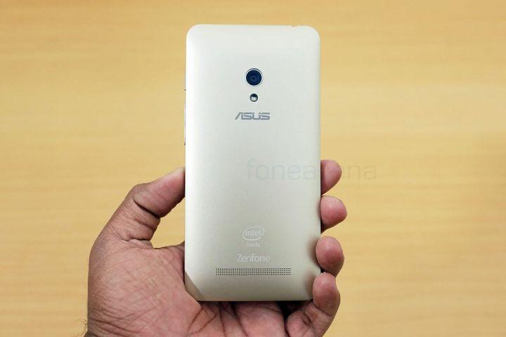 Asus Zenfone 5: uma câmera intermediária extraordinária 5