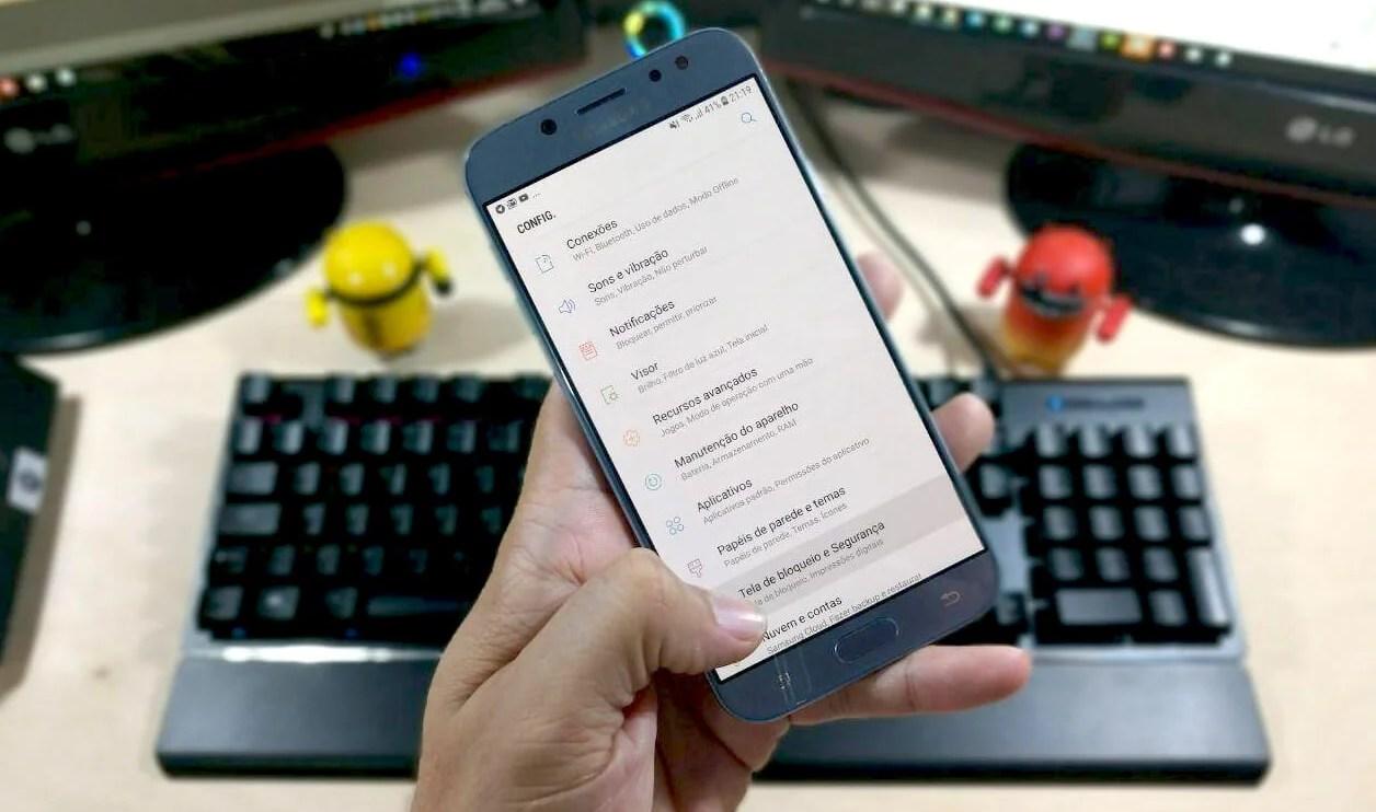 Instalando aplicativos Android de Fontes Desconhecidas 5