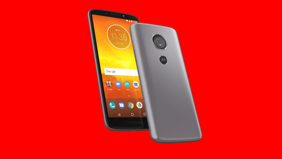 motorola - Motorola inicia as vendas do Moto E5 no Brasil por R$ 899