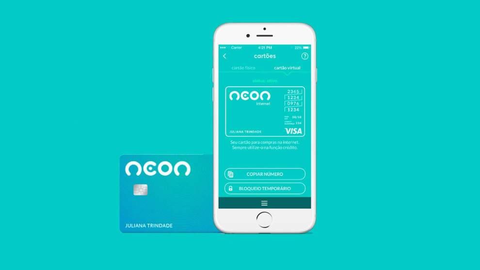 neon 1 - Neon fecha com banco Votorantim e volta a operar