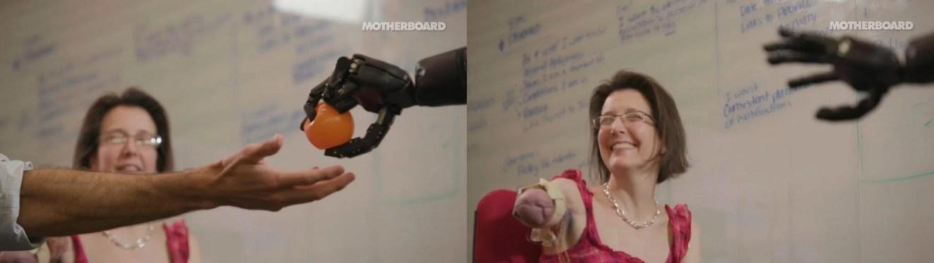 pegando - Nova geração de próteses biônicas pode revolucionar a sociedade