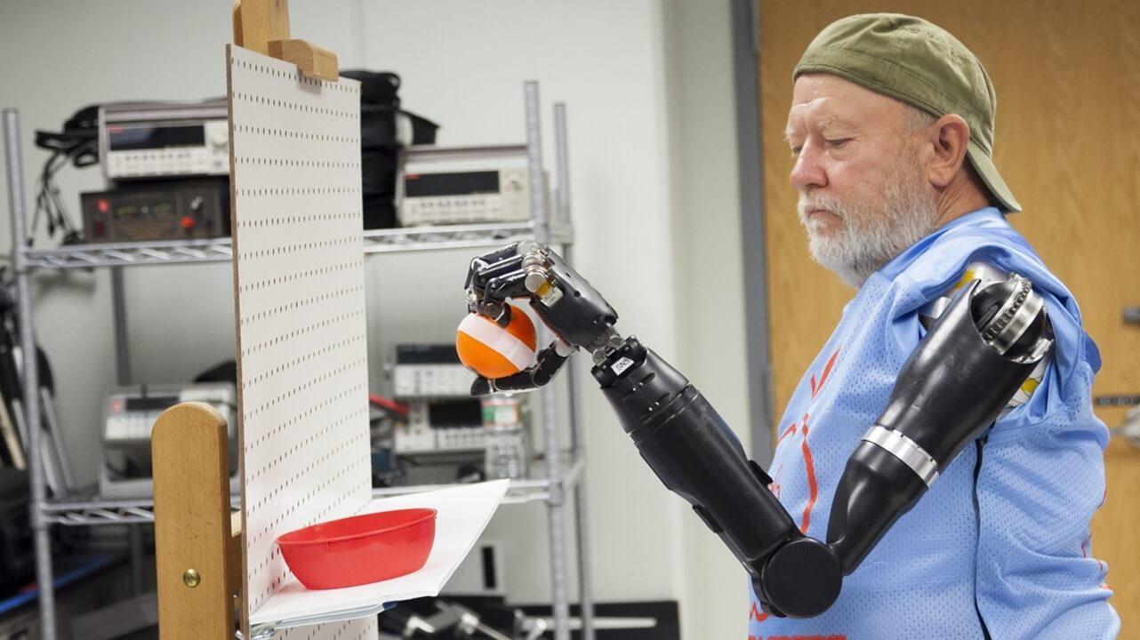proteses capa - Nova geração de próteses biônicas pode revolucionar a sociedade