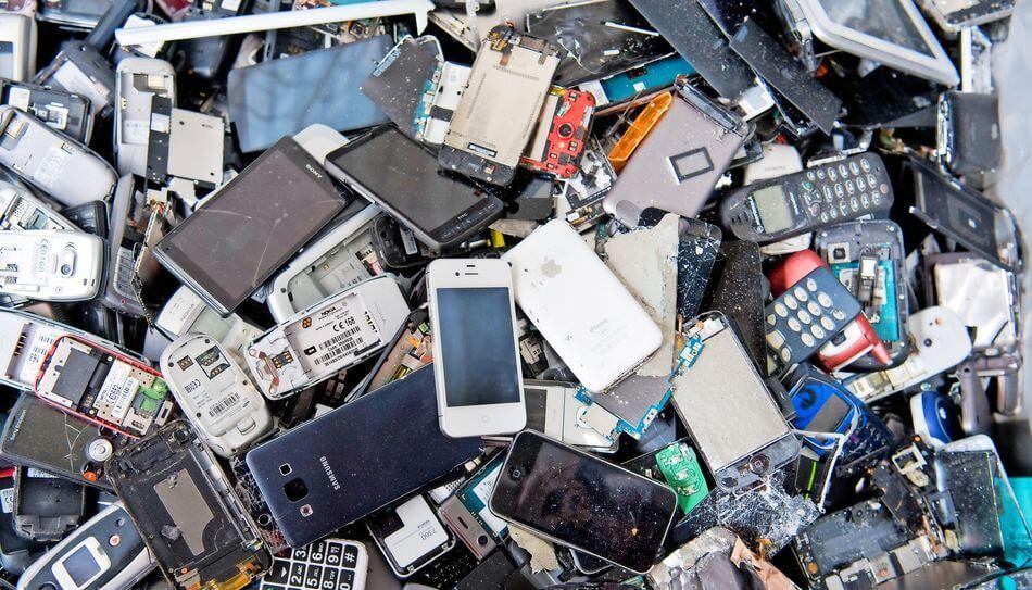 Smartphones e sua relação com a poluição e impacto no meio ambiente 7