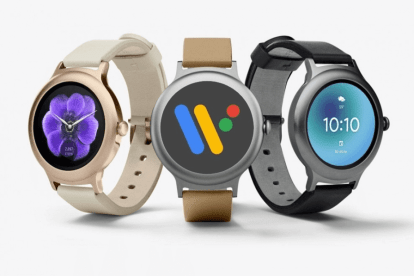 smartwatch 1 - Galaxy Watch pode ser o primeiro smartwatch da Samsung com Wear OS
