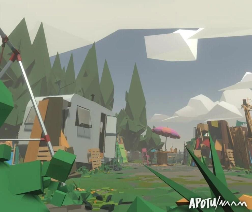 Conheça o mundo em realidade virtual criado por apenas uma pessoa