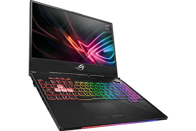02 - Computex 2018: ASUS ROG anuncia os notebooks gamers Strix Hero II e Strix Scar II